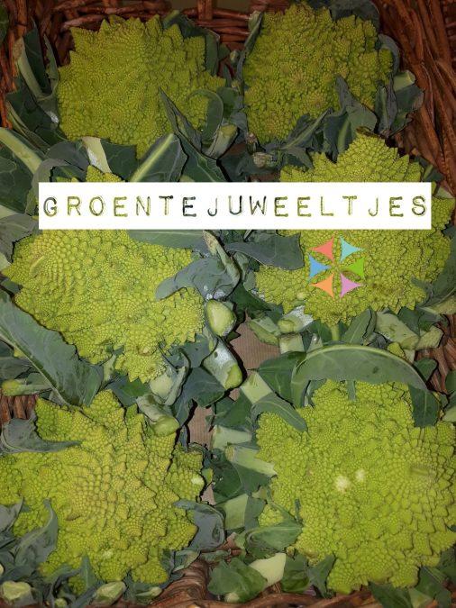 Groentejuweeltjes