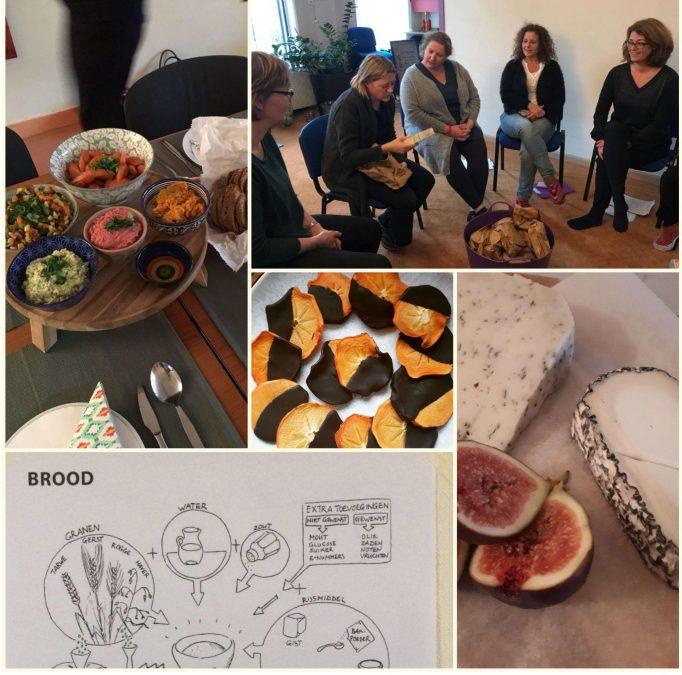 Wat een leuke dag! Workshop Natuurlijk Voeden 20 januari 2018