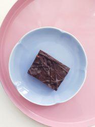 Verrassende brownie, glutenvrij